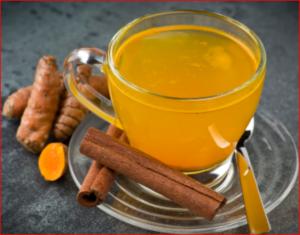 The health benefits of turmeric tea