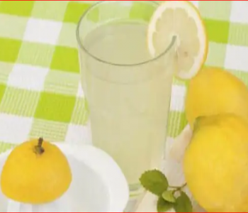 Lemon Juice And Urinary Tract infection